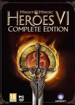 Might & Magic: Heroes VI (Complete Edition) game code with instant delivery.