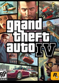 Grand Theft Auto IV GTA game code with instant delivery.