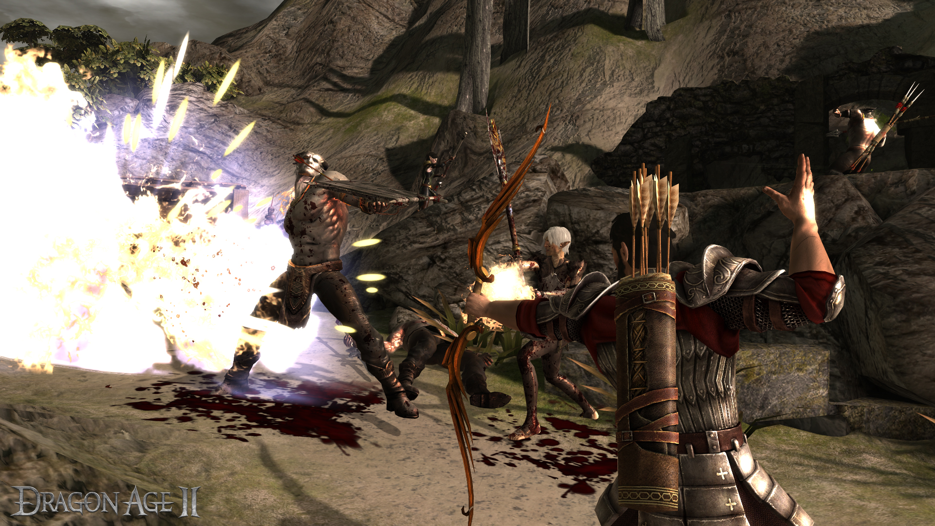 Guide to Dragon Age 2 Romance Building a Relationship with Fenris