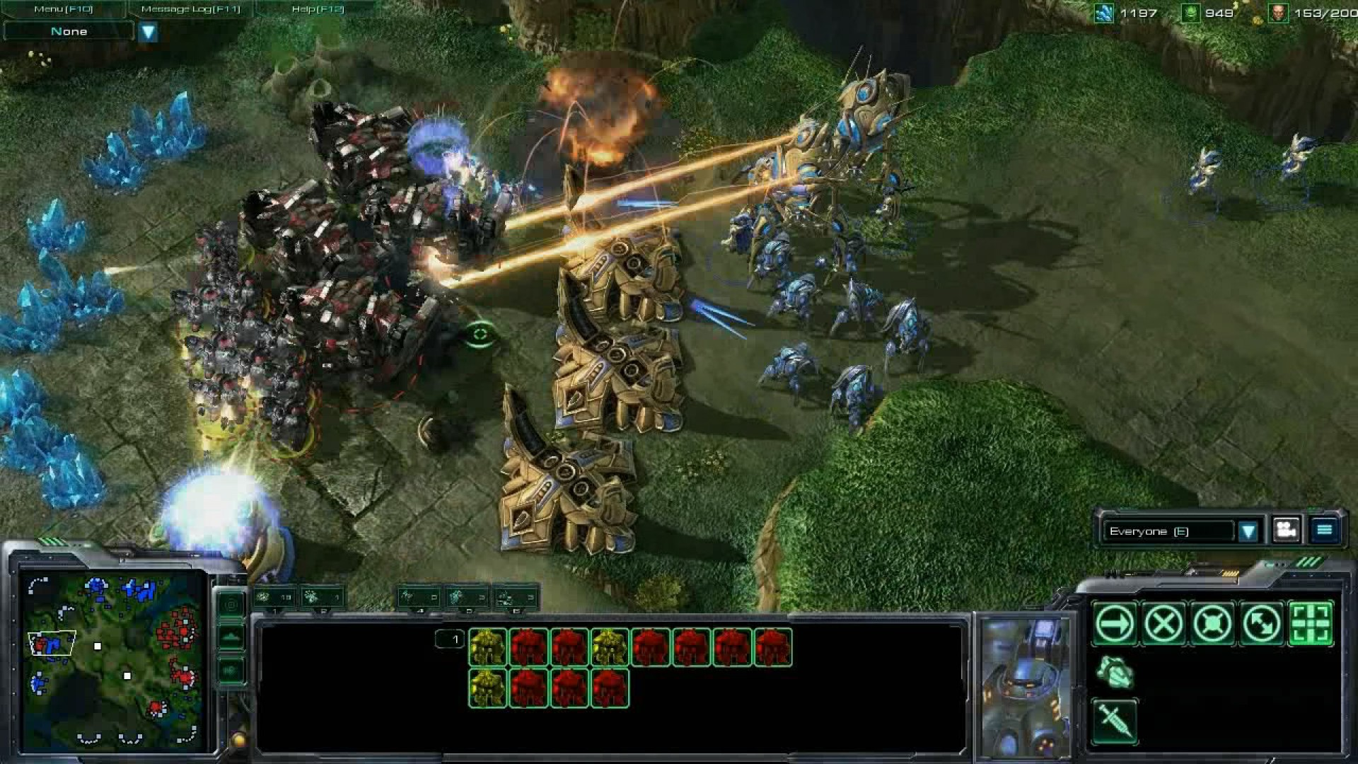 how to play wings of liberty after lotv