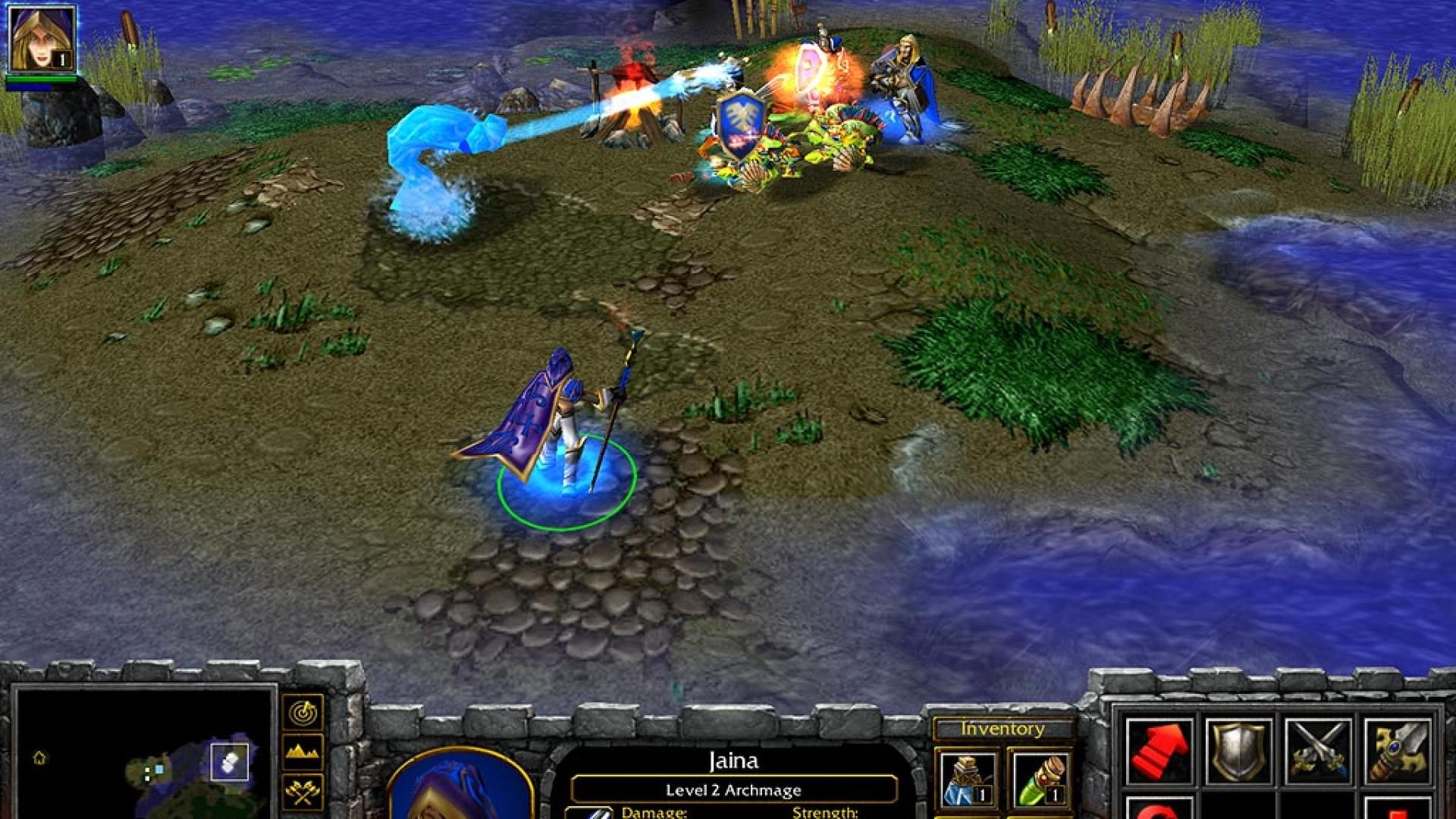 Warcraft 3 frozen throne nude