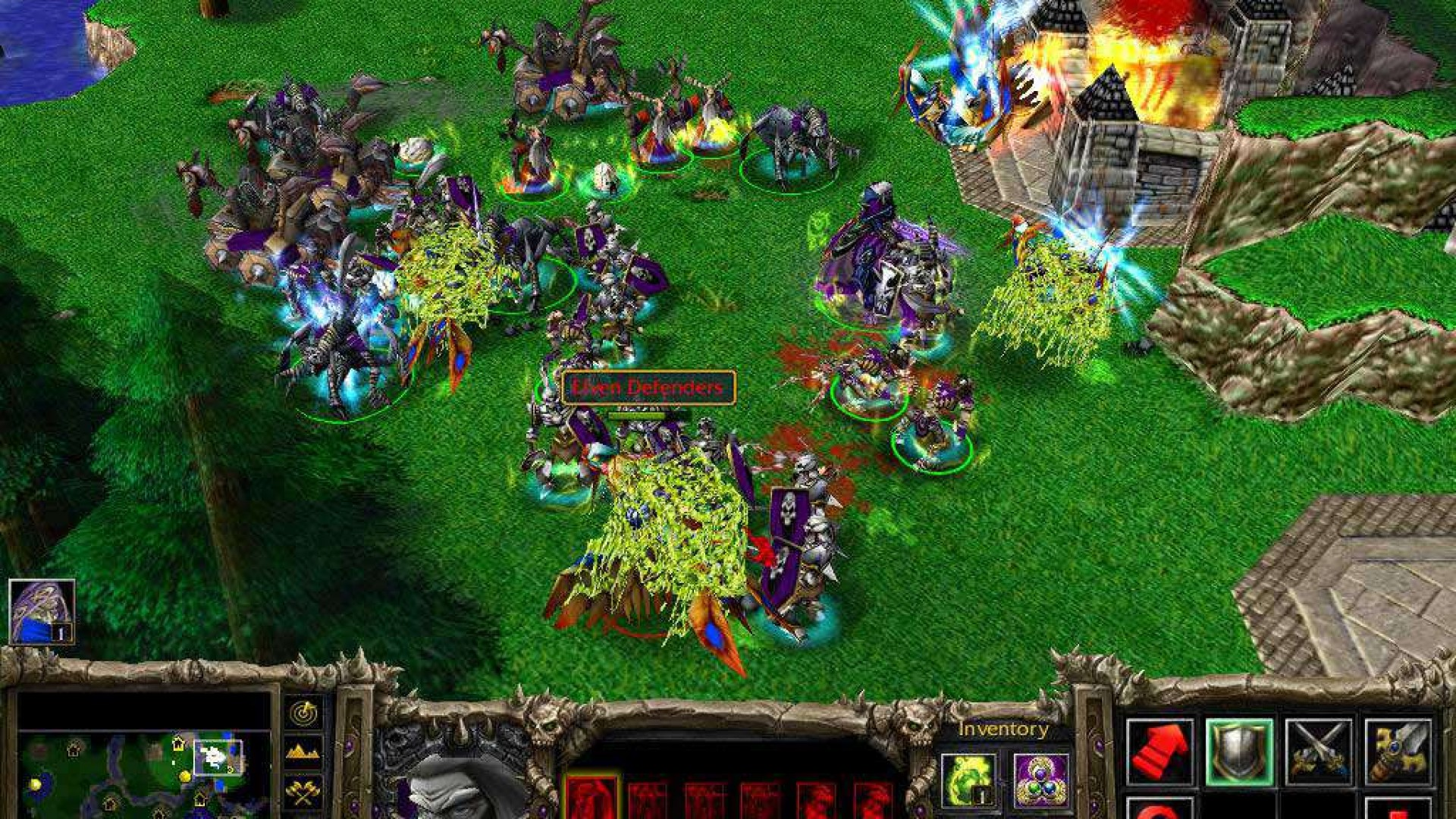 Warcraft iii chaos orc map fucked amateurs teen