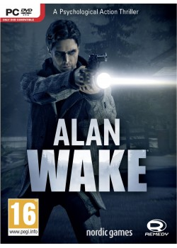 Alan Wake game code with instant delivery.