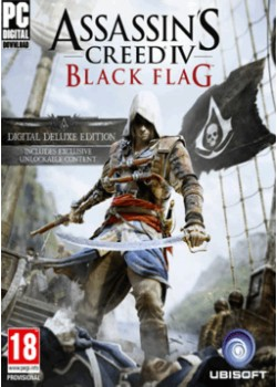 Assassins Creed IV: Black Flag game code with instant delivery.