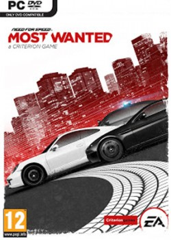 Need for Speed Most Wanted game code with instant delivery.