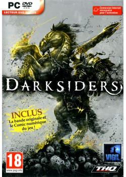 Darksiders game code with instant delivery.