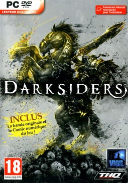 Joc Darksiders pentru Steam