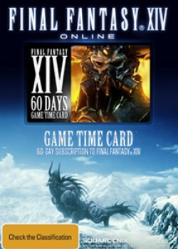 Final Fantasy XIV: A Realm Reborn EU 60-Day Prepaid Time Game Card game code with instant delivery.