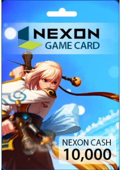 Nexon 10 000 game code with instant delivery.