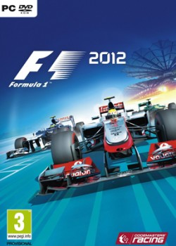 F1 2012 game code with instant delivery.