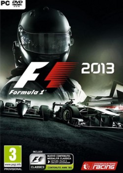 F1 2013 game code with instant delivery.