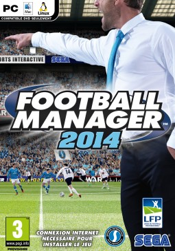 Joc Football Manager 2014 pentru Steam