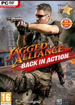 Jagged Alliance Back in Action game code with instant delivery.
