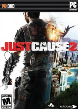 Just Cause 2 game code with instant delivery.