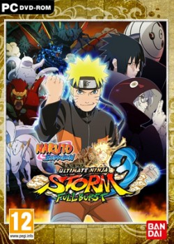 Naruto Shippuden: Ultimate Ninja Storm 3 Full Burst game code with instant delivery.