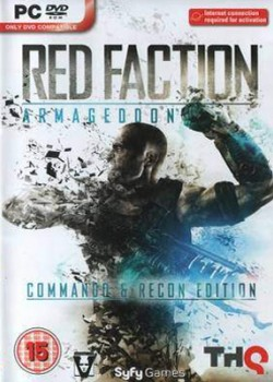 Red Faction : Armageddon game code with instant delivery.