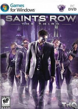 Saints Row The Third game code with instant delivery.