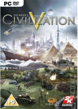 Sid Meier's Civilization V game code with instant delivery.