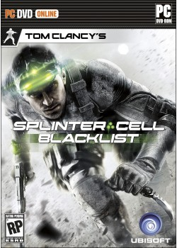 Tom Clancys Splinter Cell Blacklist game code with instant delivery.