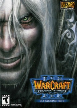 Warcraft 3 Frozen Throne game code with instant delivery.