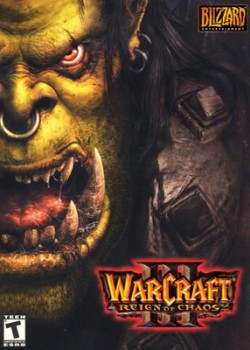 Warcraft 3 Reign of Chaos game code with instant delivery.