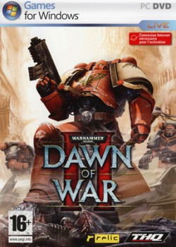 Warhammer 40.000 Dawn of War 2 game code with instant delivery.