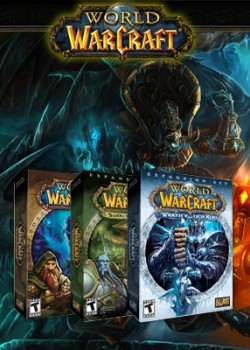 World of Warcraft Battlechest + 30 Days game code with instant delivery.