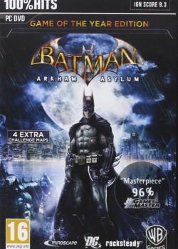 Batman: Arkham Asylum GOTY Steam Key