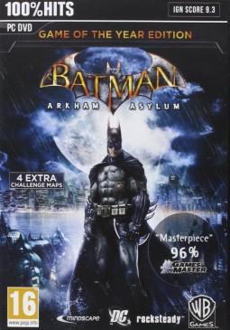 Joc Batman: Arkham Asylum GOTY Steam Key pentru Steam