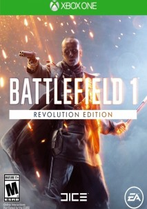 Battlefield 1 Revolution Edition XBOX One CD Key