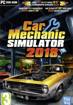 Joc Car Mechanic Simulator 2018 Steam CD Key pentru Steam