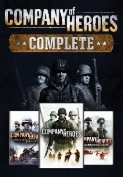 Joc Company Of Heroes Complete Edition pentru Steam