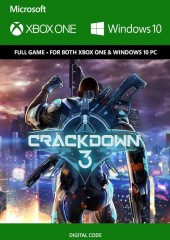 Crackdown 3 XBOX One/ Windows 10 CD Key