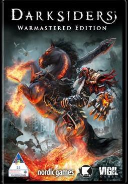 Joc Darksiders Warmastered Edition Steam CD Key pentru Promo Offers