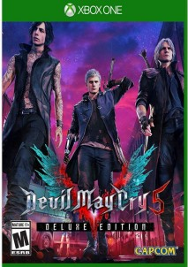Devil May Cry 5 Deluxe Edition EU XBOX One