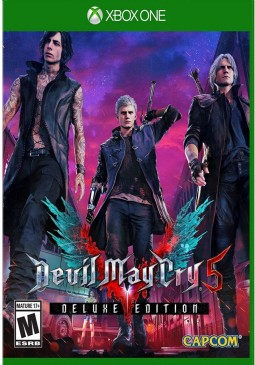 Joc Devil May Cry 5 Deluxe Edition EU XBOX One pentru XBOX