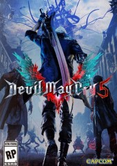 Devil May Cry 5 EU STEAM CD-Key