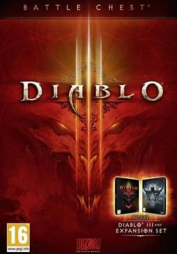 Joc Diablo 3 Battlechest EU CD Key pentru Battle.net