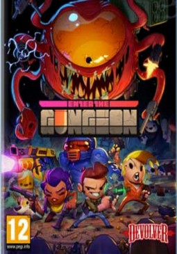 Joc Enter the Gungeon Steam CD Key pentru Steam