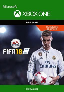 Joc FIFA 18 XBOX One CD Key pentru XBOX