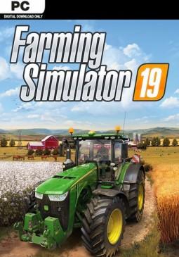 Joc Farming Simulator 19 STEAM CD Key pentru Steam
