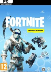 Fortnite Deep Freeze Bundle Epic Games PC