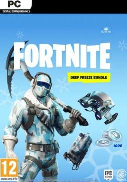 Joc Fortnite Deep Freeze Bundle Epic Games PC pentru Promo Offers