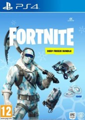 Fortnite Deep Freeze Bundle Epic Games Playstation 4