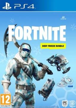 Joc Fortnite Deep Freeze Bundle Epic Games Playstation 4 pentru PSN