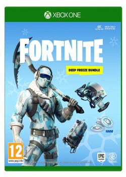 Fortnite Deep Freeze Bundle XBOX One