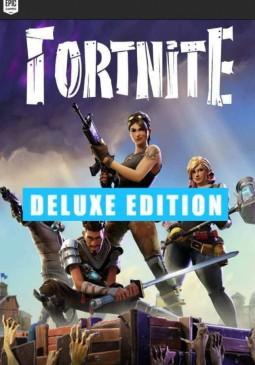 Joc Fortnite Deluxe Founder s Pack XBOX One pentru XBOX