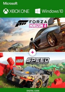 Forza Horizon 4 + LEGO Speed Champions bundle - Xbox One/ Windows 10 Key