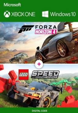 Joc Forza Horizon 4 + LEGO Speed Champions bundle - Xbox One/ Windows 10 Key pentru XBOX
