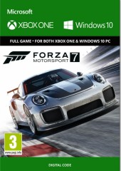 Forza Motorsport 7 XBOX One/ Windows 10